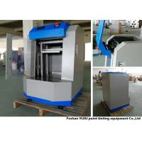 China Vibrating Automatic Clamping Paint Shaker 710 Times / Min Shaking Speed on sale