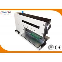 China PCB Depaneling Equipment  V-Cut PCB Separator With CE ISO Certification wholesale