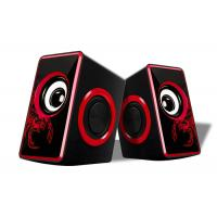China Home Office 2.0 PC Speakers For Computer Light Weight Small Size SP2030 wholesale