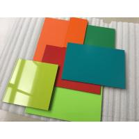 Quality Weatherpoof Aluminium Composite Sheet / Aluminium Wall Sheets Easy To Maintain for sale