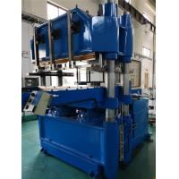 Buy cheap Flat Plate Vulcanizing Machine Single Operating Platen 3 RT Opening Stroke Auto Industry from wholesalers