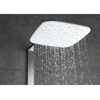 Quality Multiple Shower Head System / Bathroom Showerwall Panels Round Shower Head for sale