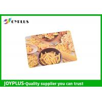 Buy cheap High Toughness Dining Table Placemats Small Square Placemats Easy Cleaning from wholesalers