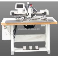 China Extra Heavy Duty Programmable Electronic Pattern Sewing Machine FX5020H wholesale