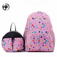 China China factory top quality nylon bag for baby durable retailer baby diaper bag confortable mother cotton bag wholesale