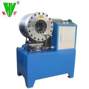 China 1/4''-2'' Hose clamp making machine 10 sets Die hose crimping tool wholesale