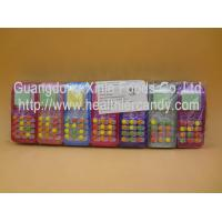 China Colored Glucose Novelty Candy Toys , Small Round Funny Candy Sweets wholesale
