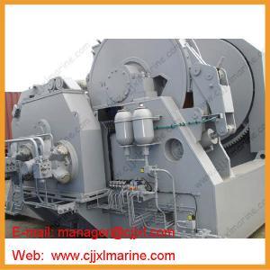 China Marine Hydraulic Fishing Boat Anchor Winch on sale
