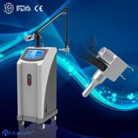 China 2015 10600nm Fractional CO2 Laser Beauty Machine for Acni Scars Reduction Wrinkle Removal wholesale