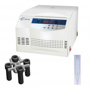 China Professional Crude Oil Centrifuge HT10 Machine 100ML With Brushless Motor wholesale