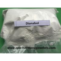 China 99% Oral Anabolic Steroids Dianabol Methandienone For Mass Gain 72-63-9 wholesale