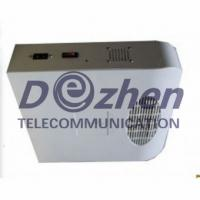 China Powerful Hidden Style Mobile Phone Signal Blocker WiFi GPS Jammer With AC Adapter wholesale