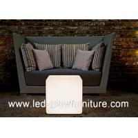 China Customized Waterprof IP65 LED Bar Stool glow cubes furniture for  indoor / outdoor wholesale