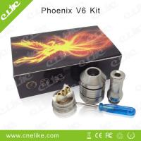 Quality Mechincal mod electronic cigarette phoenix V 6 rebuildable atomizer for sale