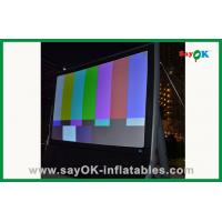 China Outdoor Portable Inflatable Movie Screen wholesale