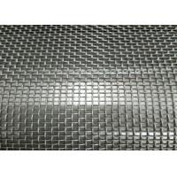 China Woven 304 / 316 Stainless Steel Wire Mesh 7 Mesh - 150 Mesh for Screen / Filter on sale