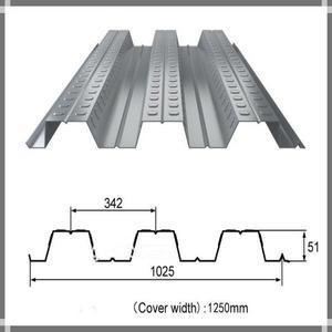 Quality Metal Floor Deck ,Composite floor, floor bearing plate, steel bearing plate, for sale