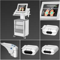Wholesale 1.5mm , 3.0mm , 4.5mm Transducers Hifu Focused Ultrasound Machine For Face Lifting from china suppliers