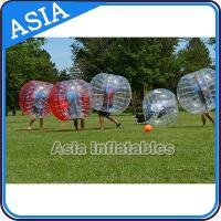 China 2015 Fashion Inflatable Body Zorbing Ball / Body Zorbing PU / PVC on sale