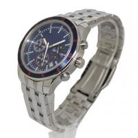 China Customized Stainless Steel Watches / Vintage Business Cool Mens Watches , Quartz Movement on sale