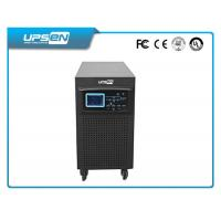 China High Frequency 50HZ / 60HZ 110V UPS Pure Sine Wave 1 Kva / 2Kva / 3 Kva Online UPS wholesale