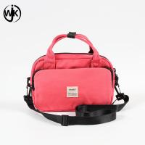 China Factory new design bag custom OEM canvas bag multi color high quality mini canvas handbag wholesale