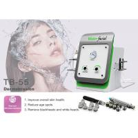 China Spa Diamond Microdermabrasion Machine For Skin Whitening / Face Rejuvenation on sale