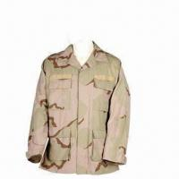 China Safety Coat Made of Cotton Ripstop wholesale