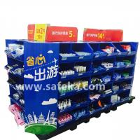 China Supermarket Custom Cardboard Pallet Display,Store Full Pallet Displays wholesale
