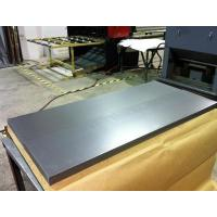 China BA / 2B Surface AISI 316L Stainless Steel Sheet , Cold Rolled Flat Steel Plate wholesale