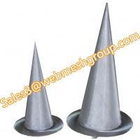 Buy cheap stainless steel conical strainer for pipeline coarse filtration from wholesalers