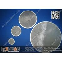 China Stainless Steel Wire Mesh Disc | China Filter Tube Supplier/Manufacturer wholesale