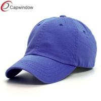 China Simple Washed Baseball Caps / Pure Washed Chino Cotton wholesale