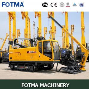 China XCMG 680kN horizontal directional drilling equipment , engine power 250kw wholesale