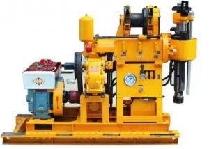 China Odm Portable 200m Water Well Drilling Machine With Mud Pump wholesale