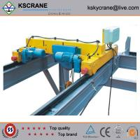 Factory Widely Used 5-550ton Double Beam Rail Mounted Crane