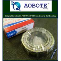 China High Precision Deep Groove Ball Bearing 6009 2Z , ABEC-5 wholesale