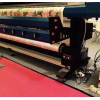 Buy cheap 3.2M A-Starjet 7703L Soft PVC Ceiling Film Eco Solvent Printer with 3 pcs DX7 from wholesalers