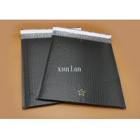 No Fading Flat PolyBubbleMailers , No Permeation Black Bubble Mailers