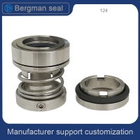 China GB124 Industrial O Ring Centrifugal Pump Seal Types 16mm 120mm SS304 Spring on sale