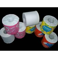 China 500 Sheets recycled tissue paper Roll wholesale