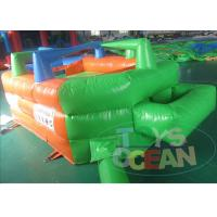China Funny Team Games Air Soccer Inflatable Air Hockey Game For Group Challenge wholesale