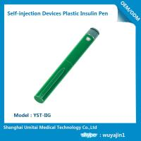 Green Insulin Pens For Type 2 Diabetes Variable Dose Injection Device
