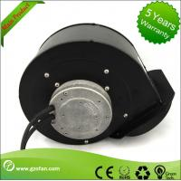 China 180mm EC Centrifugal Fan With Forward Curved Blades For Floor Ventilation wholesale