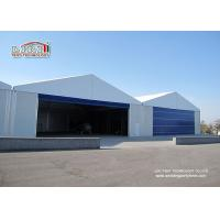 China Heavy Duty Industrial Storage Tents / Flame Retardant Tent 15M X 30M wholesale