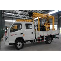 China Truck-mounted Water Well drilling rig wholesale