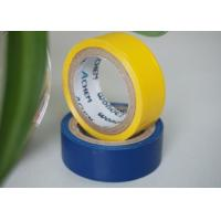 China High Tension Heat Resistant Tape Adhesive PVC Insulation Tape wholesale