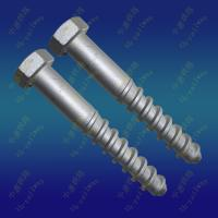 China Rail Sleeper Screws wholesale