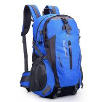 Quality 40L Nylon Outdoor Travel Backpack Wear Resistant For Outdoor Hiking / Camping for sale