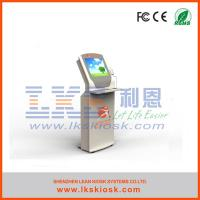 China Library Transport Touch Screen Information Kiosk Windows 7 Or Windows Xp / 2003 wholesale
